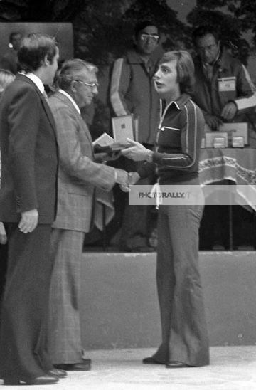 4 Regioni 1976 - PREMIAZIONI