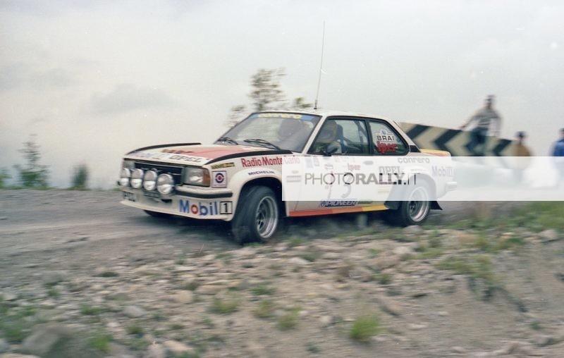 """4 Regioni 1980 - """"Tony"""" Fassina"""