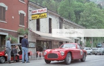 A.S. Mille Miglia 1993 - Alboreto Michele