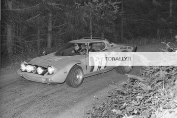 Rally Alto Appennino Bolognese 1978 - Melani