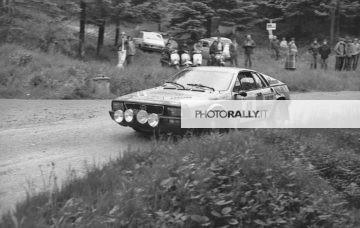 Rally Alto Appennino Bolognese 1978 - Malucelli