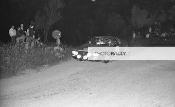 Rally Alto Appennino Bolognese 1978 - Foietta