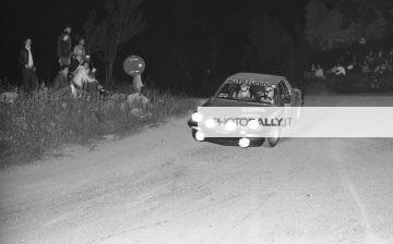 Rally Alto Appennino Bolognese 1978 - Ferrari