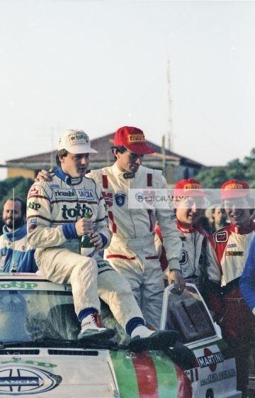 Costa Smeralda 1983 - PILOTI