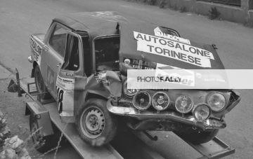 Rally Alto Appennino Bolognese 1978 - Chimentin