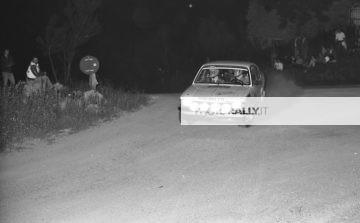 """Rally Alto Appennino Bolognese 1978 - """"Faber"""""""