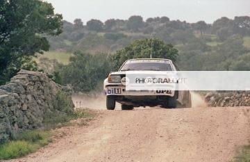 "Costa Smeralda 1983 - ""Lucky"""
