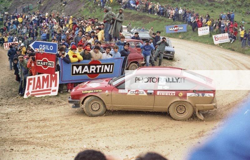 Costa Smeralda 1983 - Bentivogli