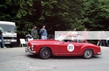 A.S. Mille Miglia 1993 - Wolf
