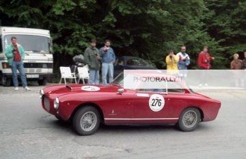 A.S. Mille Miglia 1993 - Cabrini
