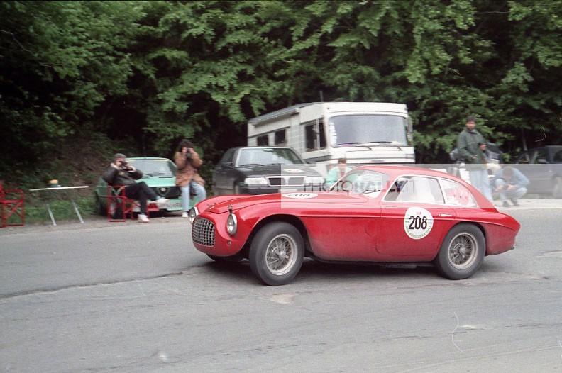 A.S. Mille Miglia 1993 - Alboreto