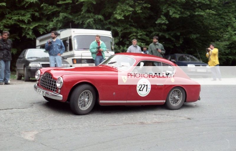 A.S. Mille Miglia 1993 - Schaefer