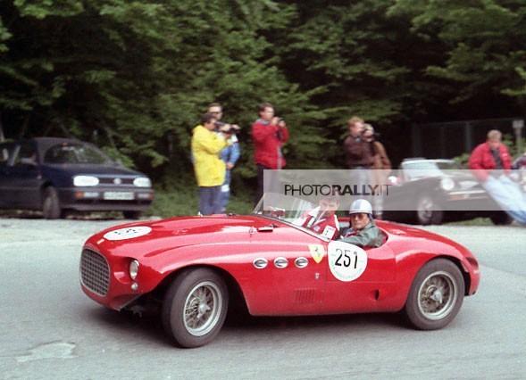 A.S. Mille Miglia 1993 - Pagliarini