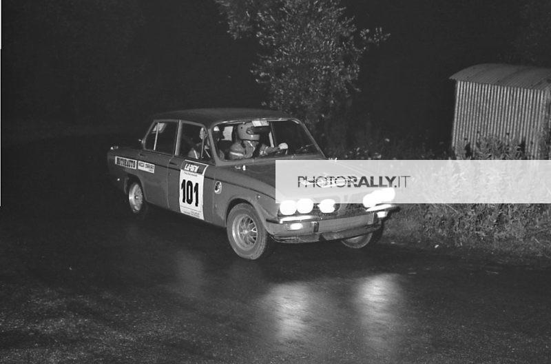 Camaiore 1977 - Aliboni