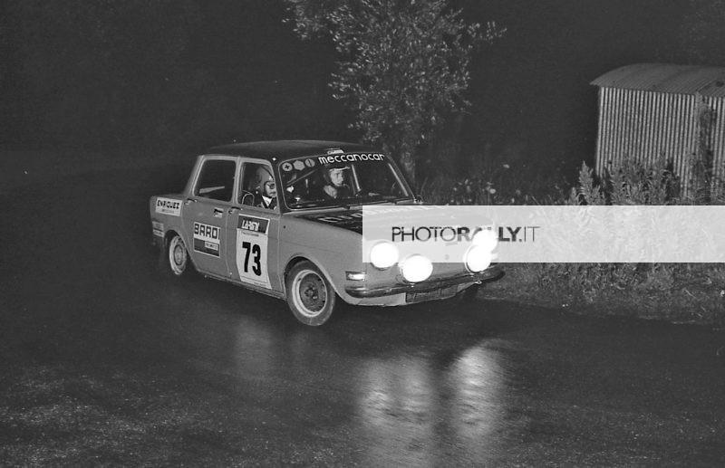 Camaiore 1977 - Cavallini