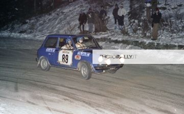 Val d'Aosta 1977 - Rossi