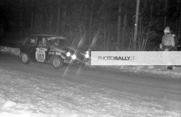 Val d'Aosta 1977 - Falcetta