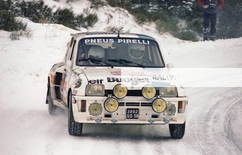 Monte Carlo 1984 - Snobeck