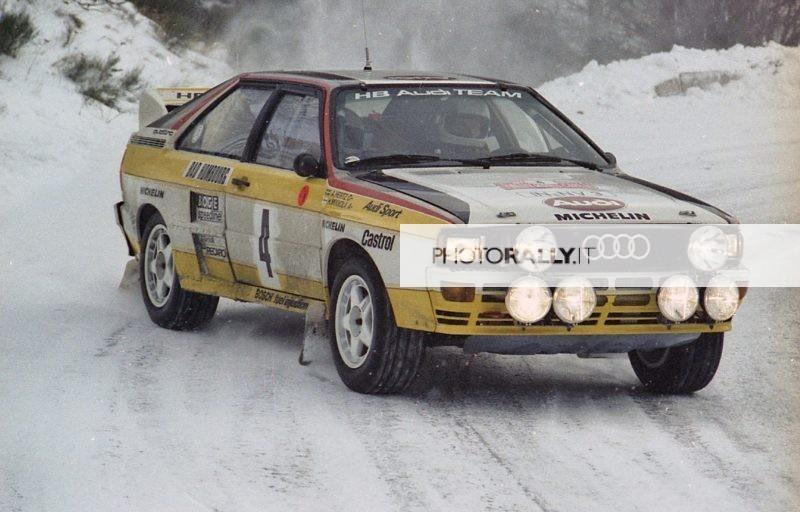 Monte Carlo 1984 - Mikkola