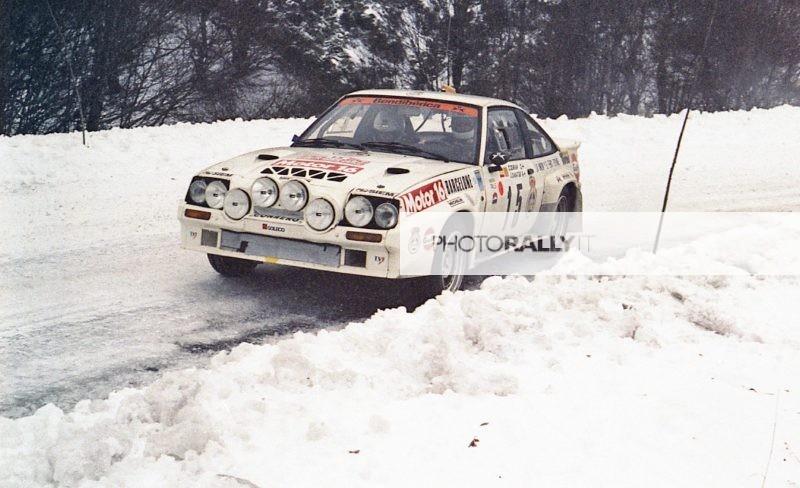 Monte Carlo 1984 - Servià