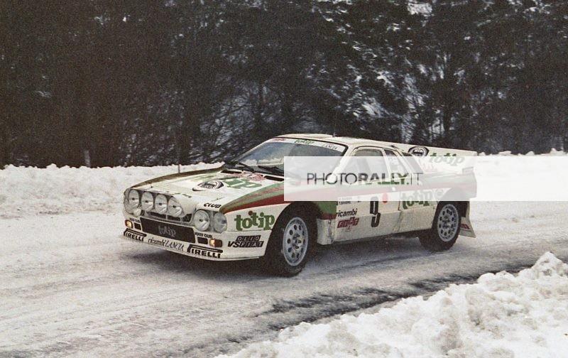 Monte Carlo 1984 - Biasion