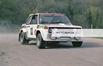 Vierre Rally 1983 - Viscidi