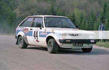 Vierre Rally 1983 - Ambrositsch