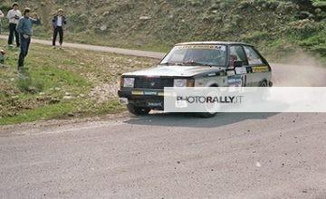 Vierre Rally 1983 - Mulas