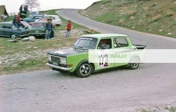 Vierre Rally 1983 - Venturini