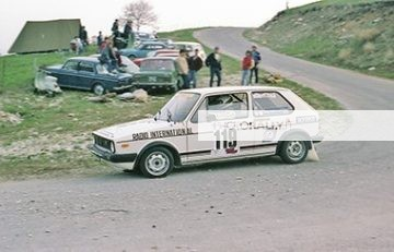 Vierre Rally 1983 - Gromeneda