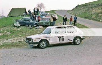 Vierre Rally 1983 - Vattolo