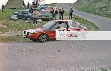 Vierre Rally 1983 - Venturi