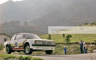 Vierre Rally 1980 - D'Orlando