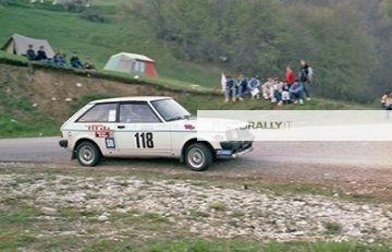 Vierre Rally 1983 - Giulari