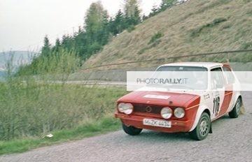 Vierre Rally 1983 - Klennert