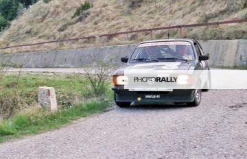 Vierre Rally 1983 - Goruppi