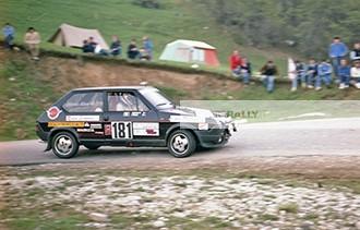 Vierre Rally 1982 - Fiora