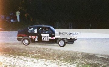 Vierre Rally 1983 - Verdari