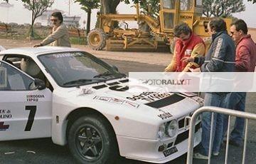 "Vierre Rally 1983 - ""Pau"""