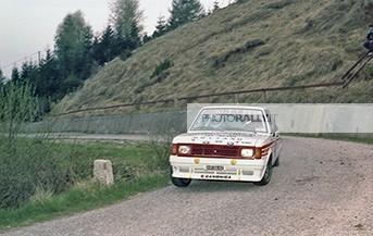 Vierre Rally 1983 - Vilella