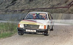 Vierre Rally 1983 - Gockel