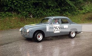 Stella Alpina 1988 (auto storiche) - Salvetta