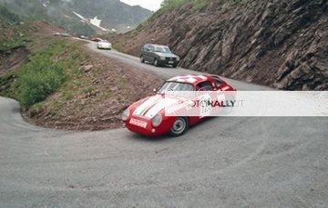 Stella Alpina 1988 (auto storiche) - Sandri