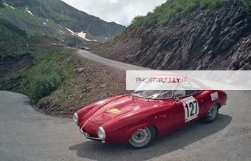 Stella Alpina 1988 (auto storiche) - Tretti