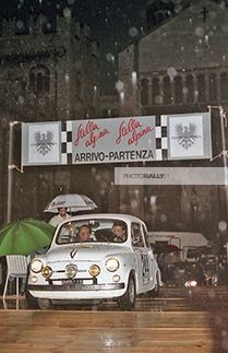Stella Alpina 1988 (auto storiche) - Zavagli