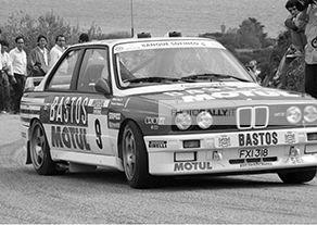 Tour de Corse 1988 - Chatriot