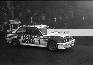 Tour de Corse 1988 - Béguin
