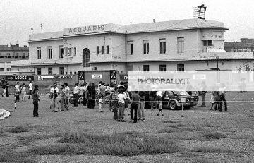 Coppa Liburna 1977 Appassionati intorno alla Fiat 131 Abarth di Maurizo Verini