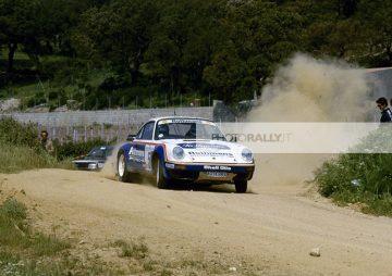 Rothmans Porsche Rally Team