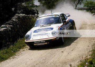 PORSCHE 911 SC RS TOIVONEN